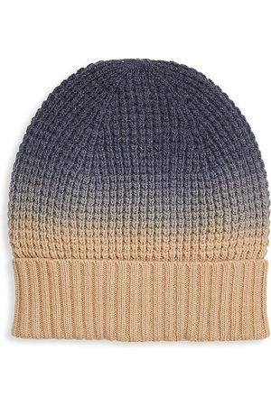 Saks Fifth Avenue Men Beanies - COLLECTION Ombr Stretch Wool Beanie