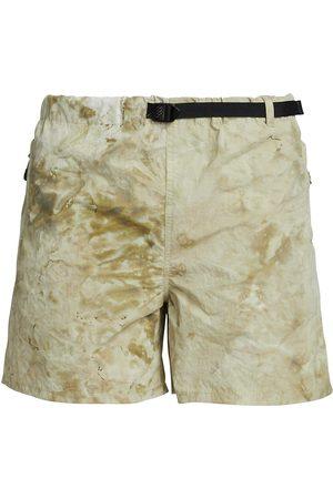 JOHN ELLIOTT Men Shorts - Tie-Dye Trail Shorts