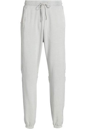 JOHN ELLIOTT Men Sweatpants - Thermal Drawstring Sweatpants
