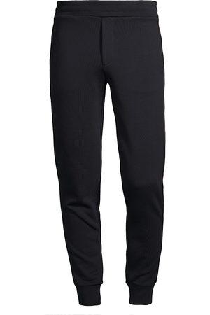 Moncler Men Pants - Elastic Waistband Trousers
