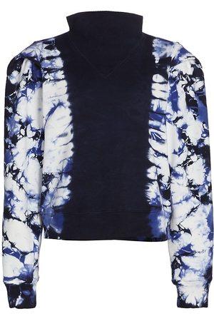 SEA Women Sports Hoodies - Celestia Tie-Dye Sweatshirt