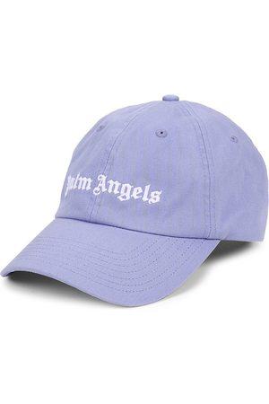 Palm Angels Men Caps - Classic Logo Baseball Cap