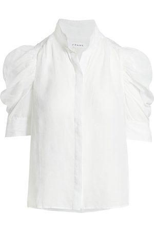 Frame Women Denim - Gillian Puff-Sleeve Top