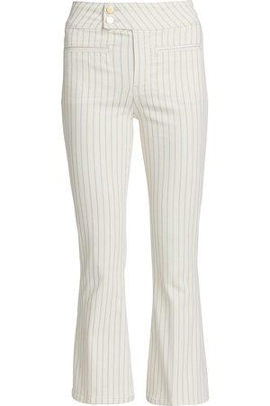 Frame Women Sports Pants - Le Hardy Flare Jeans