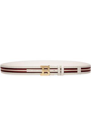 Bally Men Belts - Iconic Reversible Belt