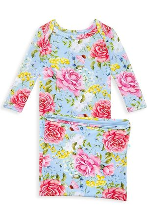 Posh Peanut Baby Evening dresses - Baby Girl's Sadie Zippered Gown