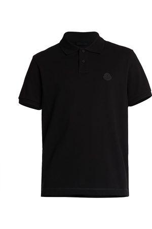 Moncler Men Polo Shirts - Logo Polo