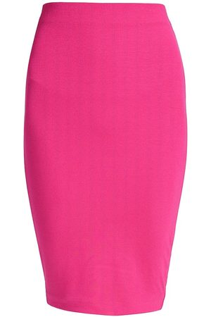 Generation Love Women Pencil Skirts - Nell Ribbed Pencil Skirt