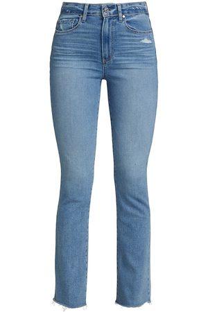 Paige Women Stretch - Femme Mini-Flare Jeans