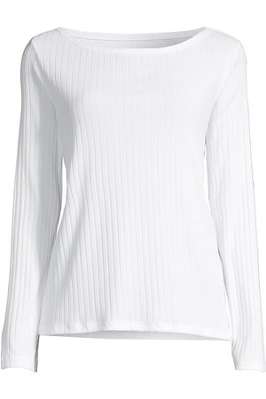Yummie by Heather Thomson Women Long sleeves - Rib-Knit Long Sleeve Top