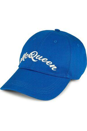 Alexander McQueen Men Caps - Logo Baseball Cap