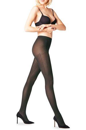 Falke Women Stockings - Prime Ribbed Semi-Sheer Tights