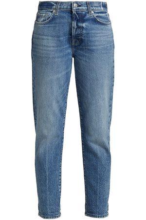 7 for all Mankind Josephina Boyfriend Jeans