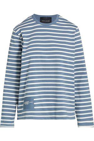 The Marc Jacobs Striped Cotton T-Shirt