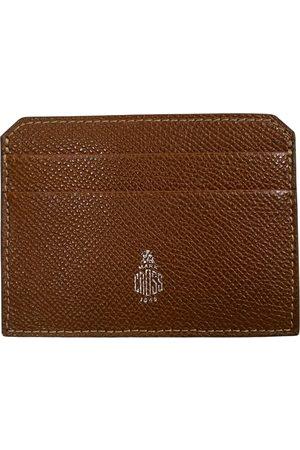 MARK CROSS Leather small bag