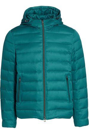 Loro Piana Hooded Puffer Jacket
