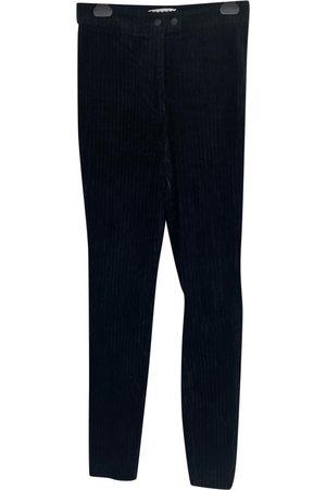 Samsøe Samsøe Velvet straight pants