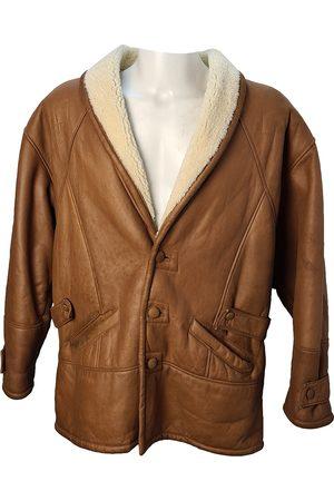 SHEARLING Men Leather Jackets - Leather jacket