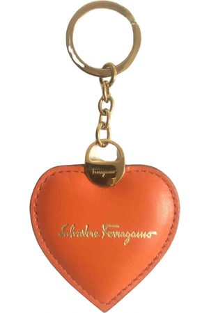 Salvatore Ferragamo Leather key ring