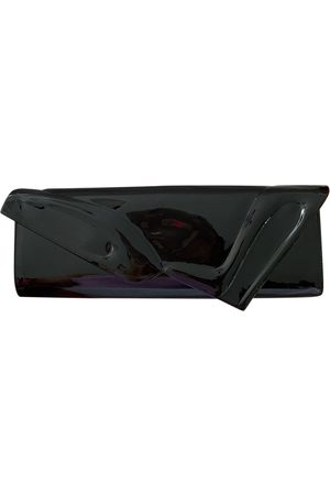 Christian Louboutin Women Clutches - Patent leather clutch bag