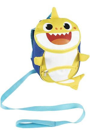 Cerdá Luggage - Baby Shark Backpack With Harness 1-4 Years Yellow
