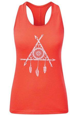 Dare 2B Women T-shirts - Akin Sleeveless T-shirt 14 Fiery Coral