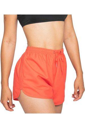 Billabong Women Swimwear - Good Time Swimming Shorts XS Hot Coral