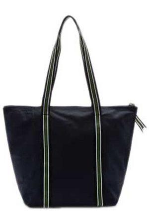 Lacoste Women Luggage - Nf3619ya Woman Bag One Size Black