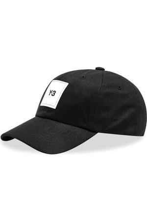 Y-3 Men Caps - Square Label Cap