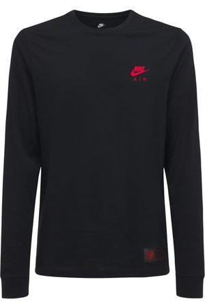Nike Men Long Sleeve - Mech Air Longsleeve T-shirt