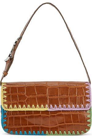 Staud Tommy mini leather shoulder bag