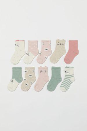 H&M Socks - 10-pack Socks