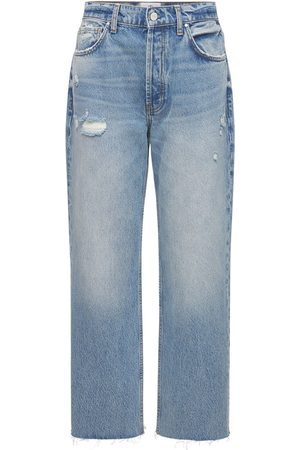ANINE BING Gavin Cotton Denim Jeans