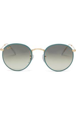 Ray Women Round - Ban - Round Metal Sunglasses - Womens