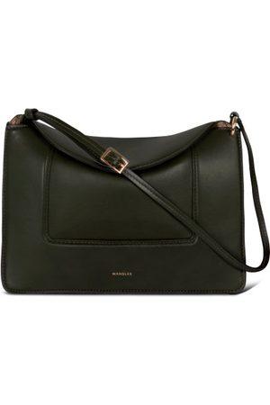 Wandler Penelope Leather Shoulder Bag - Womens - Dark