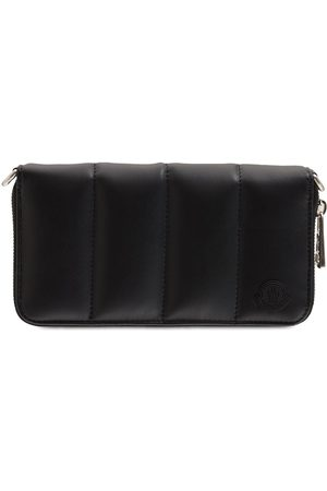 Moncler Continental Leather Wallet