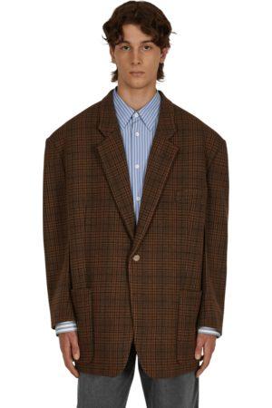 MAGLIANO Men Blazers - A big folk jacket FOLK CHECK S