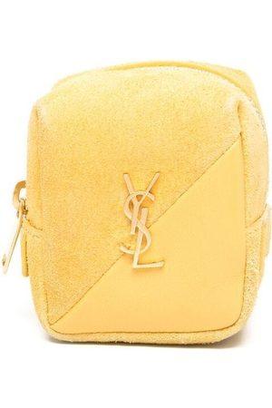 Saint Laurent Women Wallets - YSL panelled coin purse