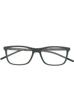 Dolce & Gabbana Men Sunglasses - Rectangle-frame glasses