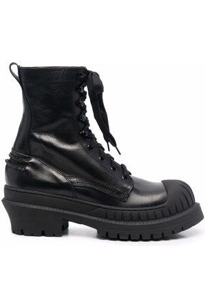 Acne Studios Men Ankle Boots - Lace-up ankle boots