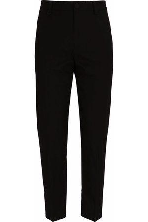 HUGO BOSS Men Stretch Pants - X Porsche tapered stretch-cotton trousers