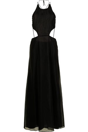 SIR Dimitri open-back dress
