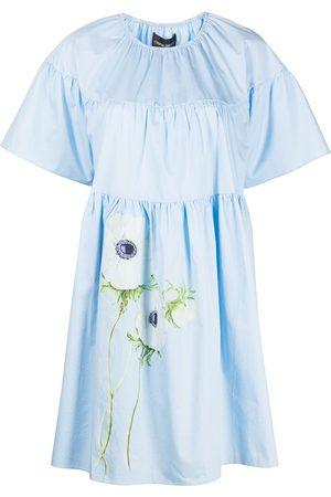Cynthia Rowley Women Casual Dresses - Poppy cotton swing dress