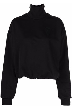 NO KA' OI Lifestyle high-neck sweatshirt