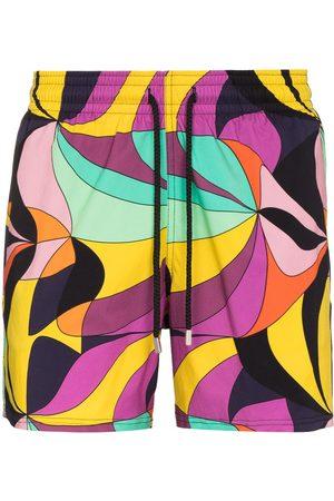 Vilebrequin Men Swim Shorts - Moorise swim shorts