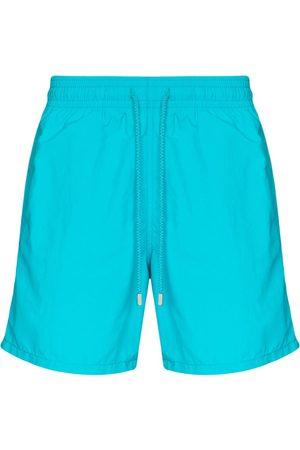 Vilebrequin Men Swim Shorts - Moorea drawstring swim shorts