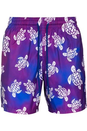 Vilebrequin Mahina turtle-print swim shorts