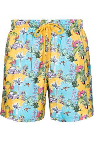 Vilebrequin Men Swim Shorts - Moorea Holiday swim shorts