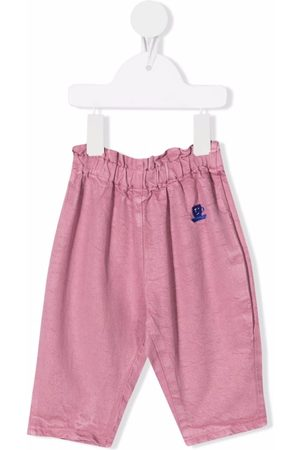 Bobo Choses Chinos - Paperbag waist trousers