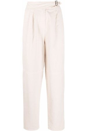 Etro Women Tapered - Mid-rise tapered jeans - Neutrals